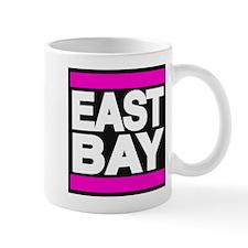 east bay pink Mug