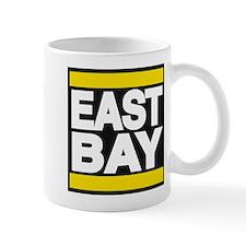 east bay yellow Mug