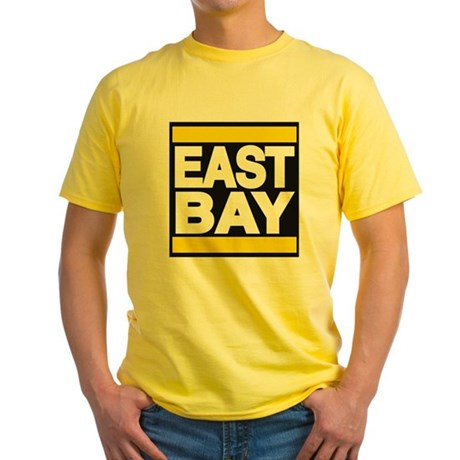East bay yellow yellow t shirt east bay t for South bay t shirts