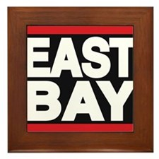 east bay red Framed Tile