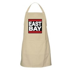 east bay red Apron