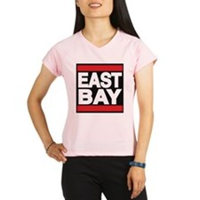 east bay red Peformance Dry T-Shirt