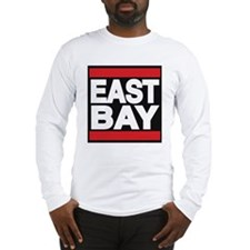 east bay red Long Sleeve T-Shirt
