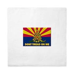 Arizona Dont Tread On Me Queen Duvet