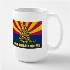Arizona Dont Tread On Me Mug