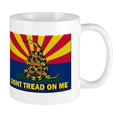 Arizona Dont Tread On Me Mug