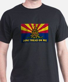 Arizona Dont Tread On Me T-Shirt