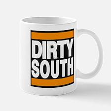 dirty south orange Mug
