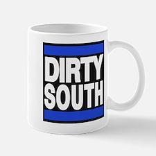 dirty south blue Mug