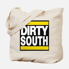 dirty south yellow Tote Bag