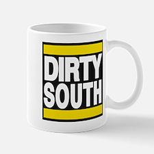 dirty south yellow Mug
