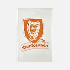 Erin Go Braugh (Harp 1) Rectangle Magnet