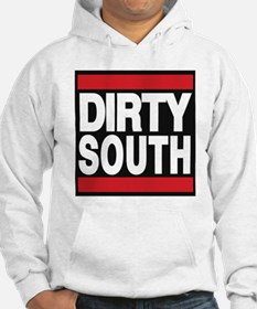 dirty south red Hoodie