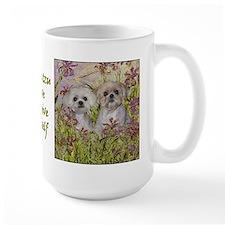 Shih Tzu Fine Art MuggsMattie Coffee Mug
