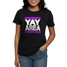 yay area purple T-Shirt