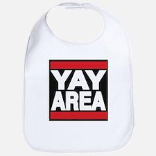 yay area red Bib