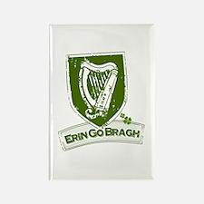Erin Go Braugh (Harp 2) Rectangle Magnet