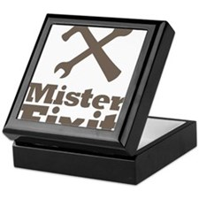 Mister Fix It Mr. Fixit Keepsake Box