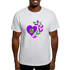 Turtle Heart T-Shirt