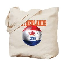 Netherlands Football Tote Bag