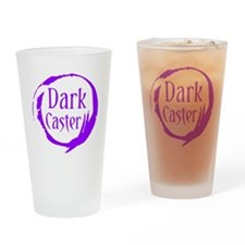 Dark Caster Drinking Glass