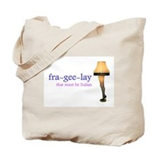 A Christmas Story - fra-gee-lay Tote Bag