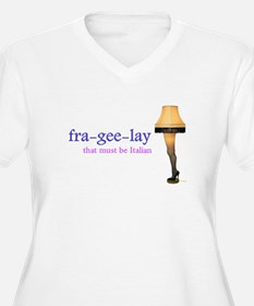 A Christmas Story - fra-gee-lay Plus Size T-Shirt