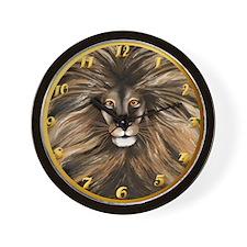 Wallclock Big Cat Wall Clock