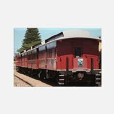 Cockle Train carriage, Goolwa, South Australia Rec