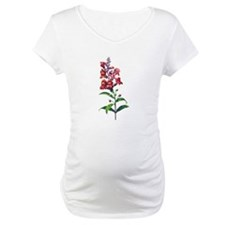 Antirrhinum or Snapdragons by Redoute Shirt