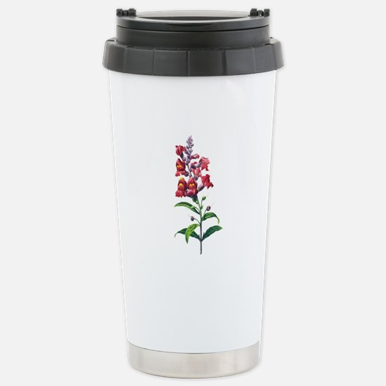 Antirrhinum or Snapdragons by Redoute Stainless St