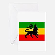 Lion of Judah Greeting Cards (Pk of 10)