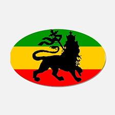Lion of Judah Wall Decal
