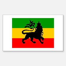 Lion of Judah Decal