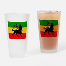 Lion of Judah Drinking Glass