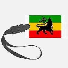 Lion of Judah Luggage Tag