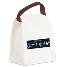 de Canvas Lunch Bag