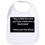 Noah and the whale Cotton Bibs