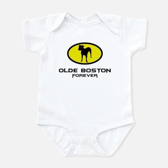 Olde Boston Bulldogge Infant Bodysuit