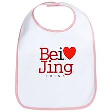 I Love Beijing Iconic RedBlack Heart Beijing China
