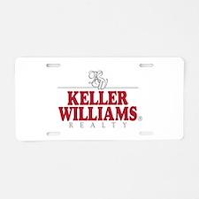 Cute Kw Aluminum License Plate