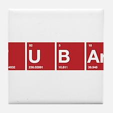 FUBAr Fd up beyond all repair Tile Coaster