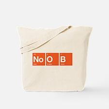 NOOB n00b Tote Bag