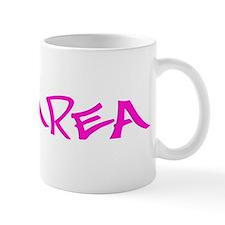 yay area3 pink Mug