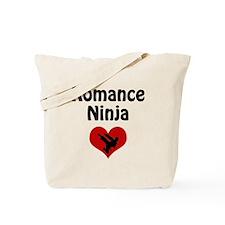 Romance Ninja Tote Bag