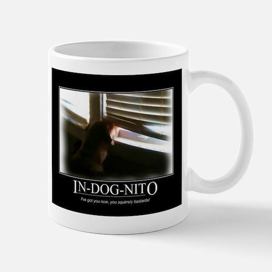 In-dog-nito Mug