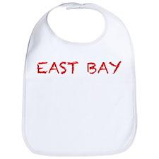 east bay4 red Bib