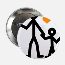 """Cute Multiple sclerosis mom 2.25"""" Button"""