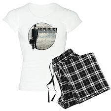 Project Archivist White T Pajamas