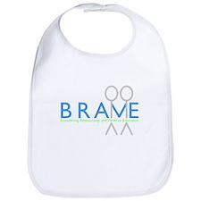 BRAVE Logo Bib